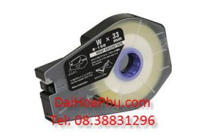 Nhãn quấn tròn wrap around tape Canon